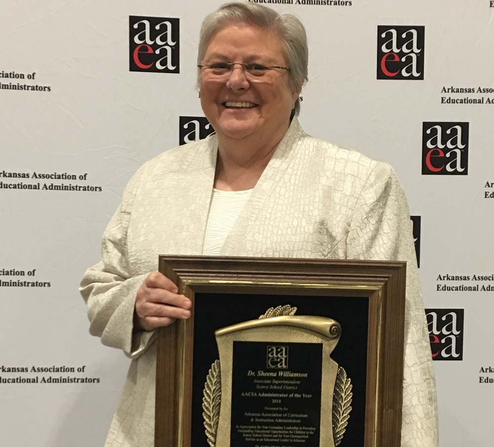 Williamson and Lawson Recognized at AAEA Summer Conference