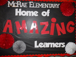 Welcome McRae Students