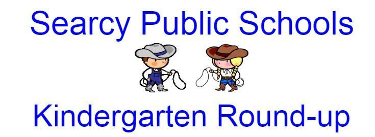 Kindergarten Round-Up Forms- Please complete