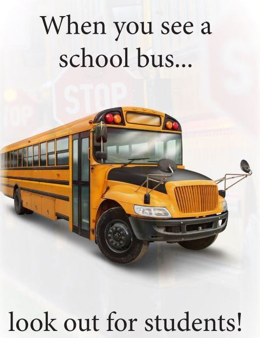 School Bus Laws Reminder
