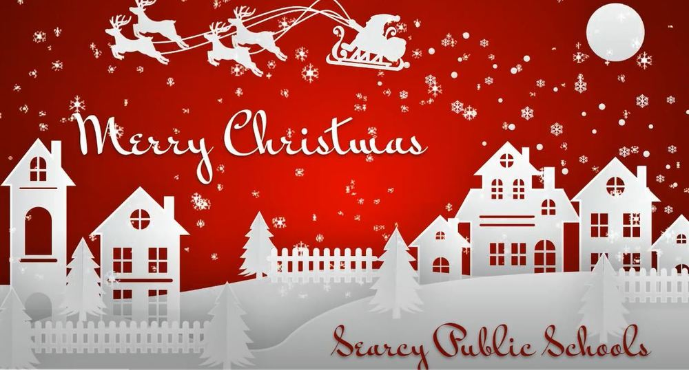 Searcy School District Virtual Christmas Greeting