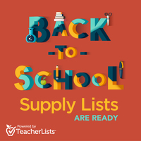 School Supply Lists for 201920