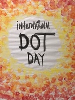 Celebrating International Dot Day at McRae