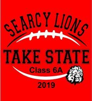 State Championship T-Shirt Order Form