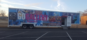 The Artmobile is at McRae!!