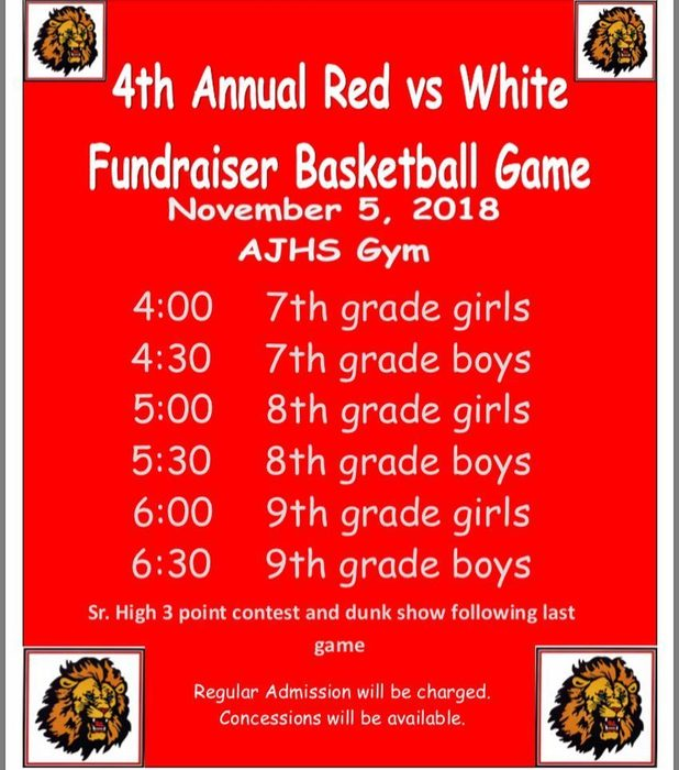 Red vs White Flyer