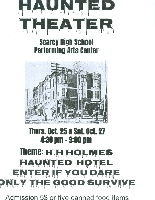 Haunted Theatre