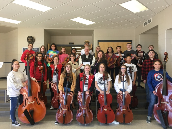 orchestra donation