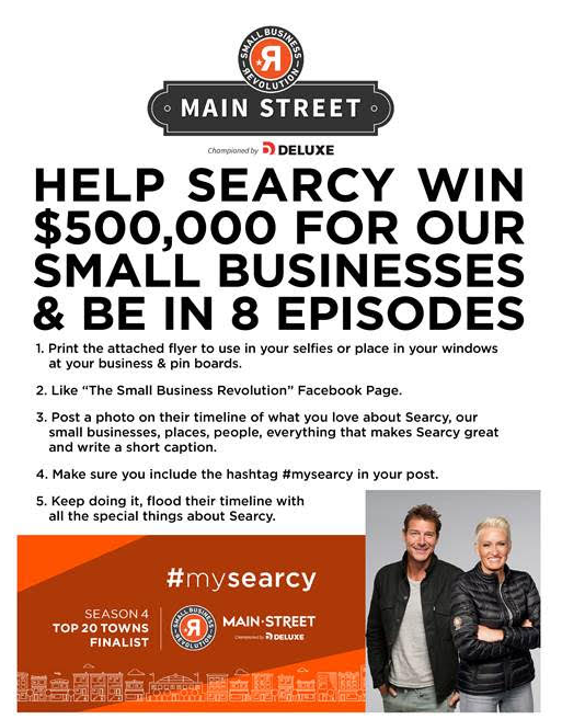 #MySearcy