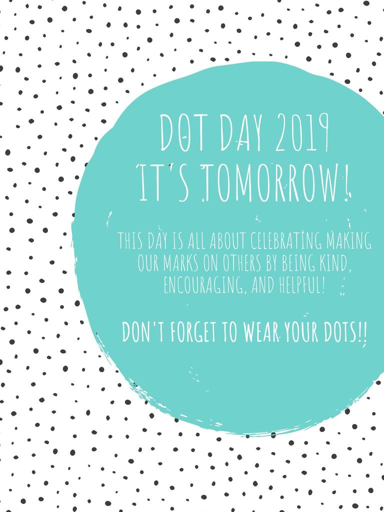 dot day reminder