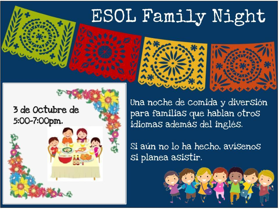 ESOl night