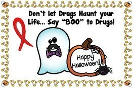 Say Boo to Drugs