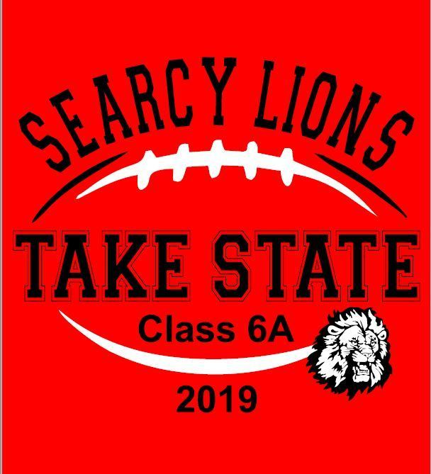 Take State tshirt