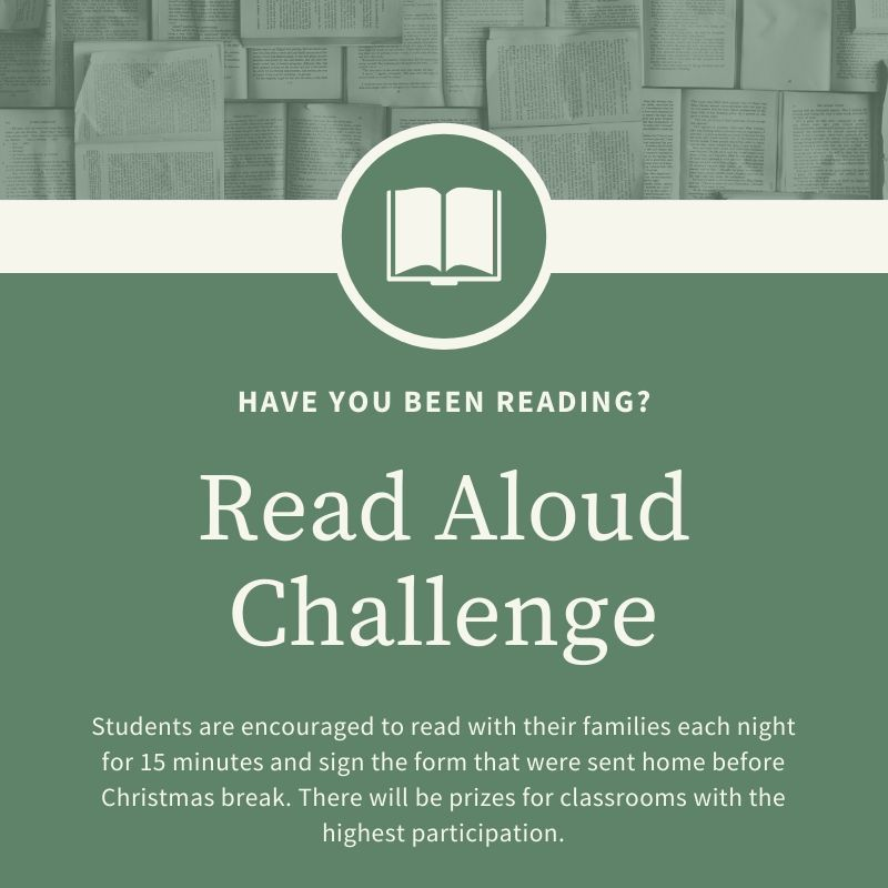 read aloud challenge
