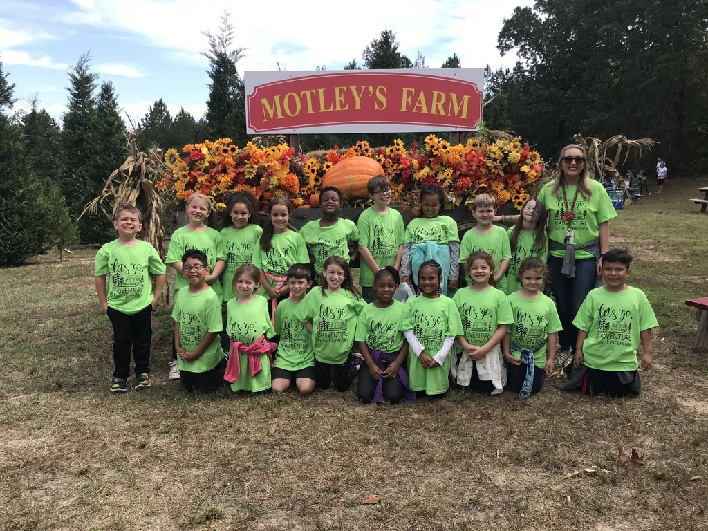 2nd Grade Trip to Motley's Farm