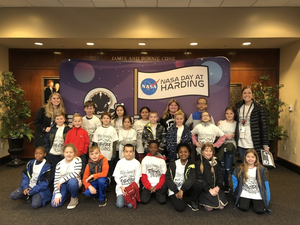 NASA Day at Harding University!